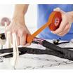 高圧電線識別用 オレンジテープ テサテープ株式会社 製品画像