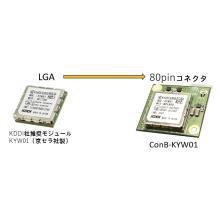 モジュール『ConB-KYW01』 製品画像
