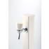 陶器水栓【デザイン蛇口】Rp1/2の取付口に 製品画像