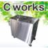 有機系廃棄物処理用 低温・化学分解・炭化装置『C Works』 製品画像