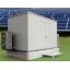 PVシステム用シェルタ『蓄電池システム収容箱』 製品画像