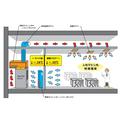 サーバー室の温度を最適化『ZITS 熱拡散システム』 製品画像