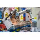 【協働ロボット導入事例】ワークの出し入れ・ネジ留め・溶接の自動化 製品画像
