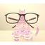 製作事例 アクリル製 眼鏡スタンド 製品画像