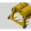 天井クレーン用 電動油圧式バケット 製品画像