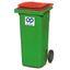 キャスター付き収集リサイクル容器『Citybac』 製品画像