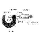 【基本測定器の使い方】マイクロメーター測定方法 製品画像