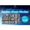 全自動メッシング機能『Jupiter-OasisMesher』 製品画像