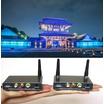 日本製 【高画質音声通信用・非圧縮無線機】 手のひらサイズ 製品画像