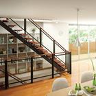 アルミ製オープン階段 「ルミスト」 製品画像