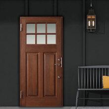 木質系断熱 玄関ドア FACES DOOR -Rise-  製品画像