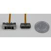 1円玉より小さいモータ!無通電位置保持が可能なリニア超音波モータ 製品画像