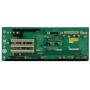 PCIMG1.3フルサイズ用バックプレーン【PE-6S2】 製品画像