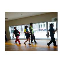 「歩導くん ガイド ウェイ」パラスポーツへの事例 製品画像