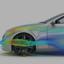 外部空力解析-超高速CFD Altair ultraFluidX 製品画像