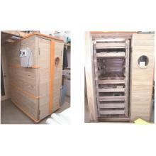 遠赤外線低温乾燥機 ※高温乾燥機と比べ管理・メンテンナスが容易! 製品画像