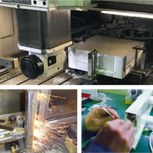 『精密機械の部品加工&ユニット組立』 製品画像