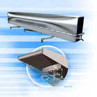 省スペース型のコンベア洗浄装置「MDRN」 製品画像