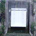 経済的で取付簡単!合成樹脂製フラップゲート【逆水防止扉:F2型】 製品画像
