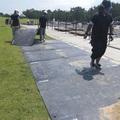 【イベント・駐車場分野】 プラスチック製敷板『リピーボード』 製品画像