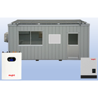 【NETIS登録】ソーラーバッテリーハウス ※補助金対象製品 製品画像