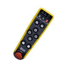 安全な無線操作ができる 産業用の遠隔操縦装置 ハンディSテレコン 製品画像