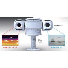 防災管理カメラ デュアルPTZカメラ TPVシリーズ 製品画像