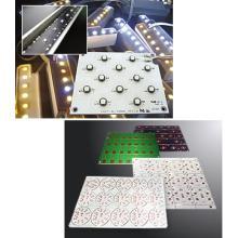 LED照明基板のサイズでお困りの方必見!オーダーメイド開発・製造 製品画像