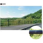 【歩道用防護柵】反射タイプ/自発光キャップ 製品画像
