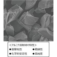 アルミナ溶射材『SURPREX AW・AHP』 製品画像