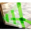 台⾵の窓ガラス対策!ガラス傷は台⾵が来る前に事前診断をしましょう 製品画像