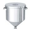 ホッパー型ステンレス容器 【HT】 製品画像