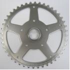 【事例】電動自転車用ギアの「Nクエンチ」(低歪熱処理 浸窒焼入) 製品画像