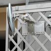 カーブミラーオプション「SK-21」【フェンス取付タイプ】 製品画像