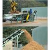 バイオマス発電所用 燃料製造装置『ドラムチッパー』 製品画像