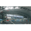 【特殊ロールスクリーン採用事例】札幌ドーム W2m×H15.5m 製品画像