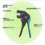 剝き線工具(電線ストリッパ)『WIREFOXシリーズ』 製品画像