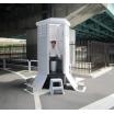 備蓄型組立式個室トイレ『ほぼ紙トイレ』着替え室・授乳室にもなる! 製品画像