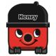 業務用乾式掃除機『HENRY(ヘンリー)』 製品画像
