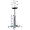 【水道水で作業台を上下させる】水圧昇降高所作業台『アクアデッキ』 製品画像