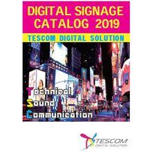 デジタルサイネージ 製品カタログ 製品画像