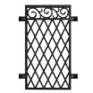 鋳物小窓グリル / SW0601 製品画像