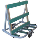 ポニー台車(ポータブルポニー)板状重量物の運搬に!! 製品画像