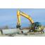 事例:Hardox(R)耐摩耗鋼板がパイプ敷設工事に貢献 製品画像