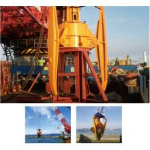 消波ブロック(テトラポッド、六脚ブロック等)の吊上げ装置 製品画像