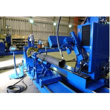 CNCパイプ自動切断機『パイプコースター MAシリーズ』 製品画像