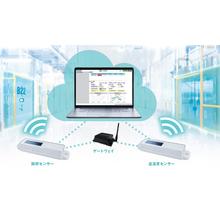 【新登場】扉の遠隔監視システム<KOSMOS(コスモス)> 製品画像