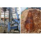住宅基礎補強関連工事『鋼管杭工法』 製品画像