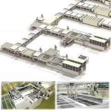 『太陽電池モジュール製造ライン』 製品画像