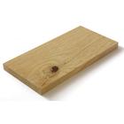 【木材通販】ホワイトオーク(節・白太あり)無垢板フリーカット 製品画像